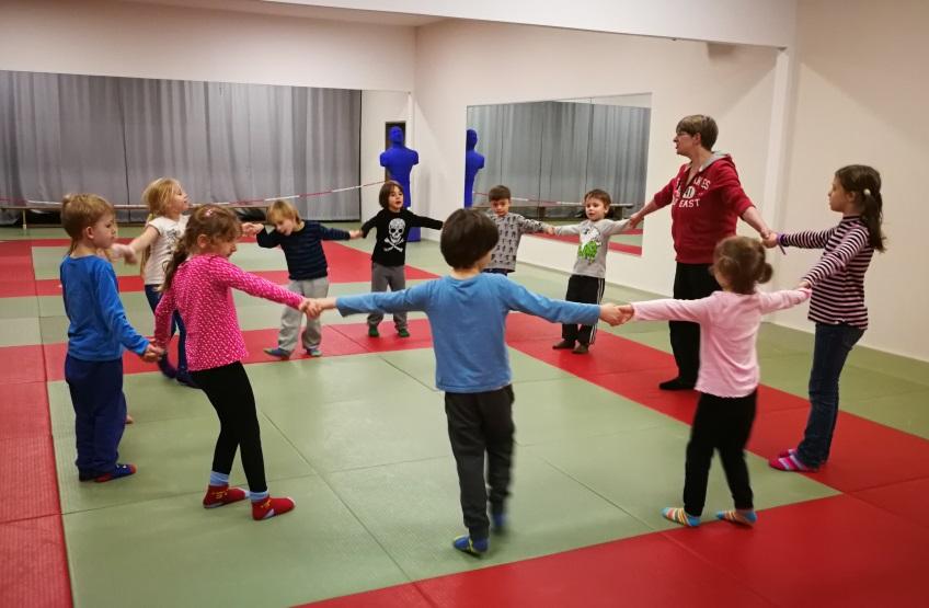 Kampfkunstzwerge