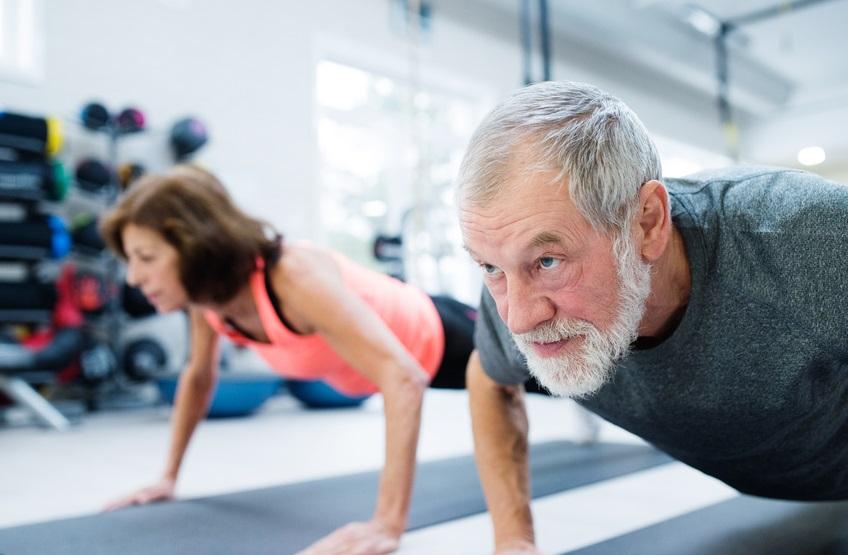 Fit & sicher - Senioren