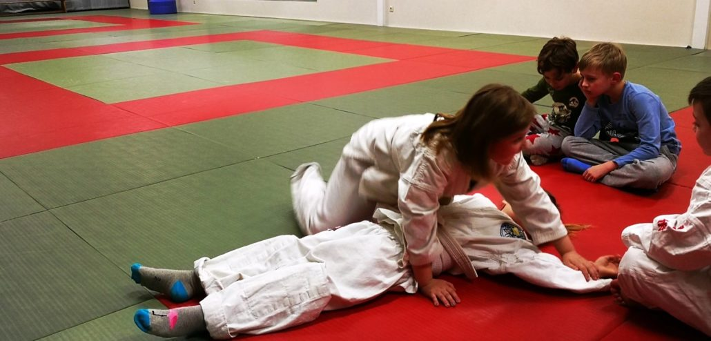 Kids Ju-Jutsu
